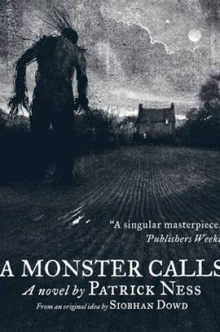 Book Review: A Monster Calls by Patrick Ness