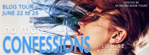 Book Review + Giveaway: No More Confessions by Louise Rozett