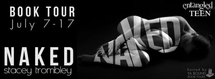 Book Blitz + Giveaway: Naked by Stacey Trombley