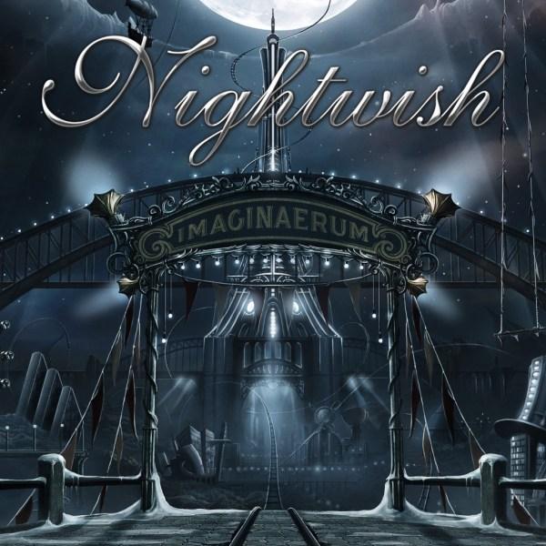 Nightwish-Imaginaerum-Album-cover