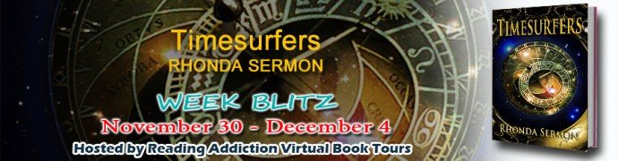 Book Blitz: Timesurfers by Rhonda Sermon