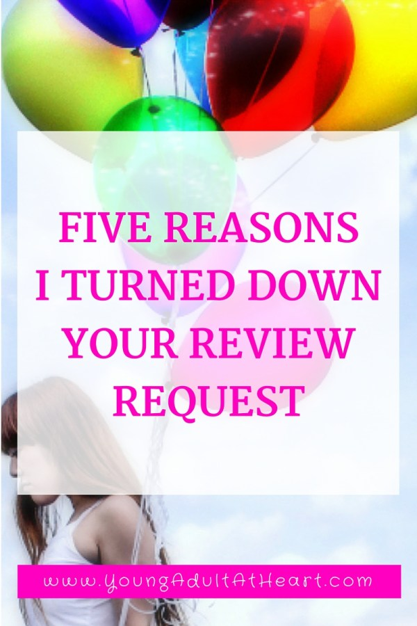 five reasons no review