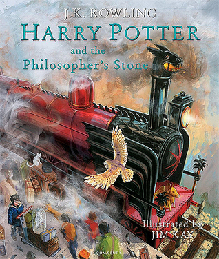 Harry Potter and the Philosopher's Stone by J.K. Rowling, Jim Kay