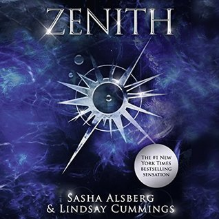 Zenith (The Androma Saga, #1) by Sasha Alsberg, Lindsay Cummings