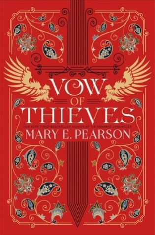 Vow of Thieves (Dance of Thieves #2) by Mary E Pearson