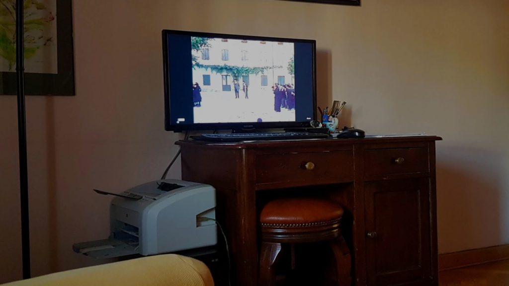 I Turcs tal Friul visti in streaming sul pc