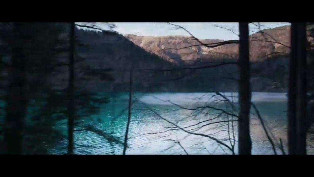 Paradise - il lago di Barcis