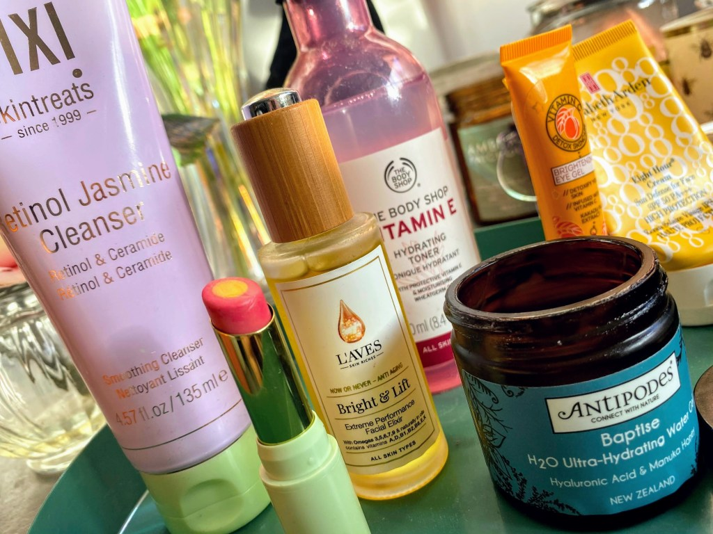 my favourite skincare products of 2020