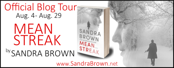 Sandra Brown Blog Tour Banner