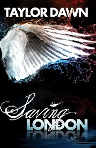 Saving London Cover