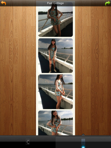 Fun Collages for iPhone iPad