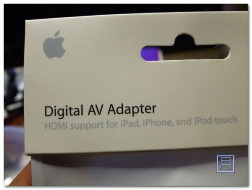 Digital Av Adapter Iphone  Plus