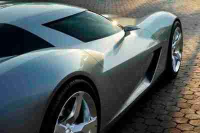 Corvette Stingray Concept