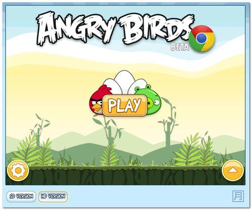 angry birds 電腦 版