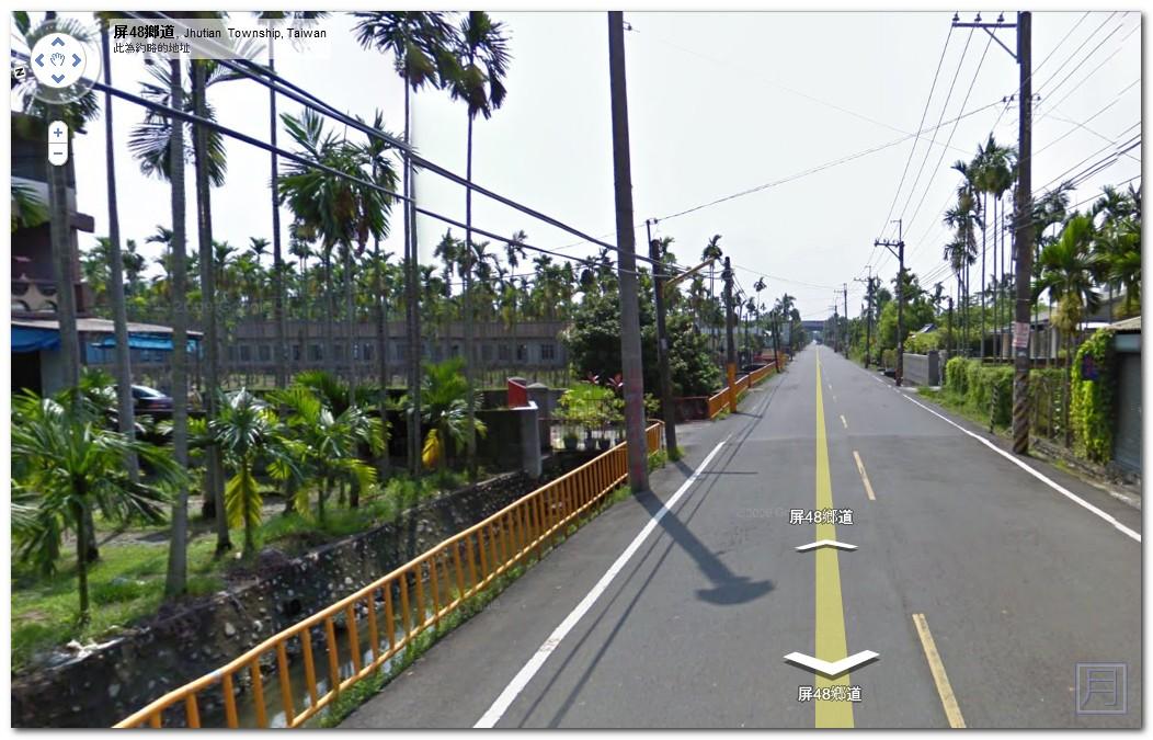 [資訊]Google Map 臺灣街景圖支援臺北以外的城市了 … – 月光下的嘆息!