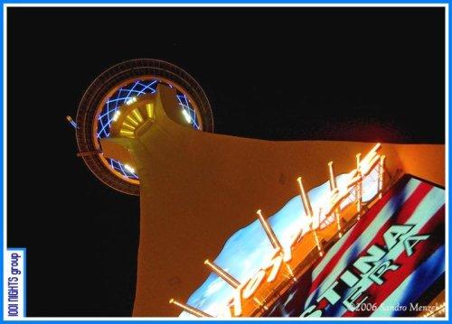 世界最可怕的遊樂園 - 雲霄塔酒店