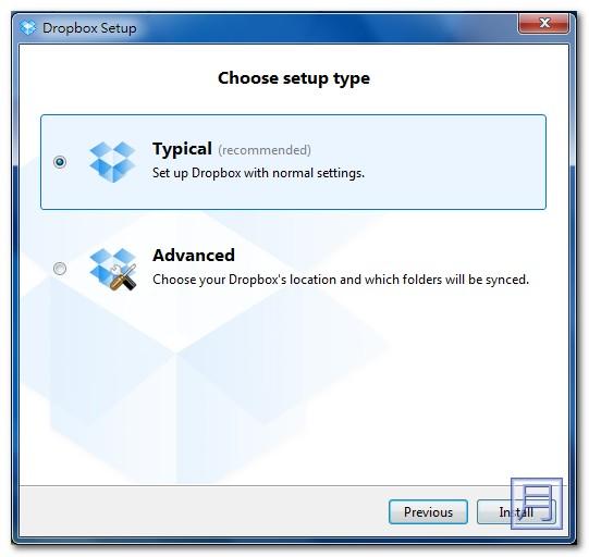 Dropbox電腦版 檔案同步軟體 – 月光下的嘆息!