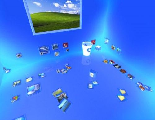 RealDesktop 3D桌面