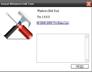 windows edit tools