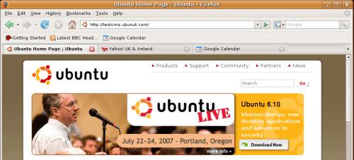 ubuntu setup