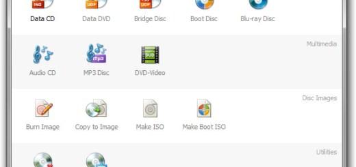 不輸NERO的免費光碟燒錄軟體 burnaware free中文版下載