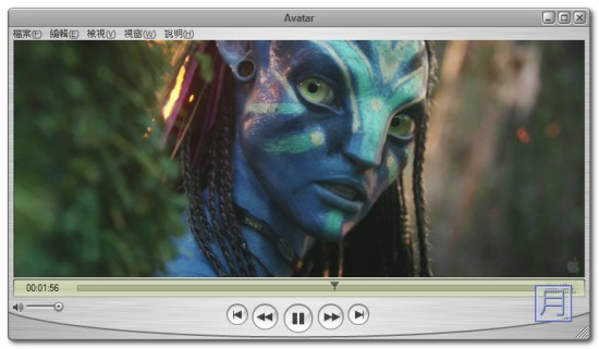 mkv播放程式 QuickTime Player 下載 7.7.1版