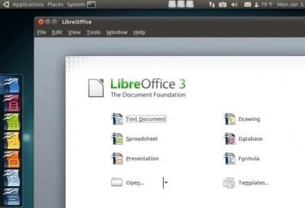 免費辦公室套裝軟體下載 LibreOffice