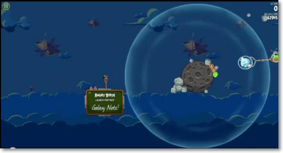 Angry Birds Space 2012   生氣鳥太空版 3/22 開放下載