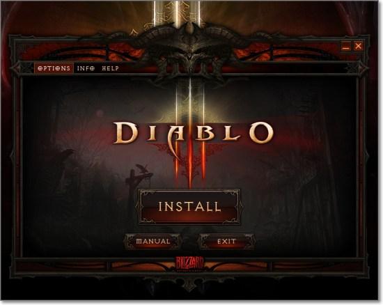 暗黑破壞神3下載主程式