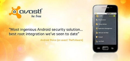 Avast Mobile Security 手機防毒軟體推薦下載