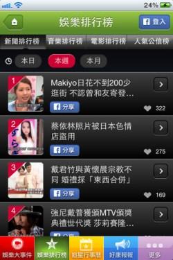 蘋果娛樂新聞線上看