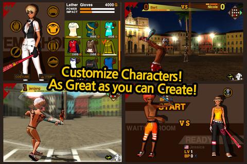 Wannabat Season Plus 街頭風棒球遊戲限時免費下載