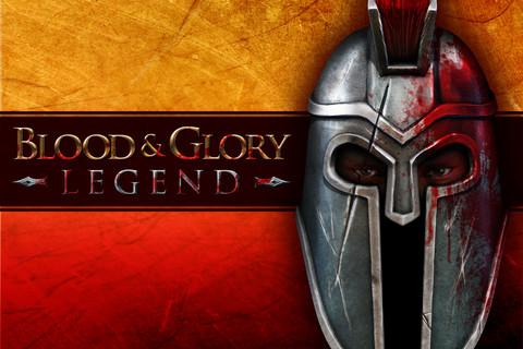 Blood & Glory: Legend 血之榮耀續作 [血之荣耀:傳奇]
