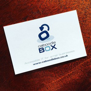 Caboodle Box - Business Cards