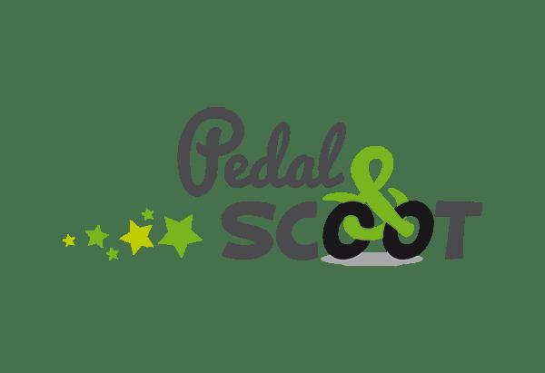 Pedal & Scoot logo