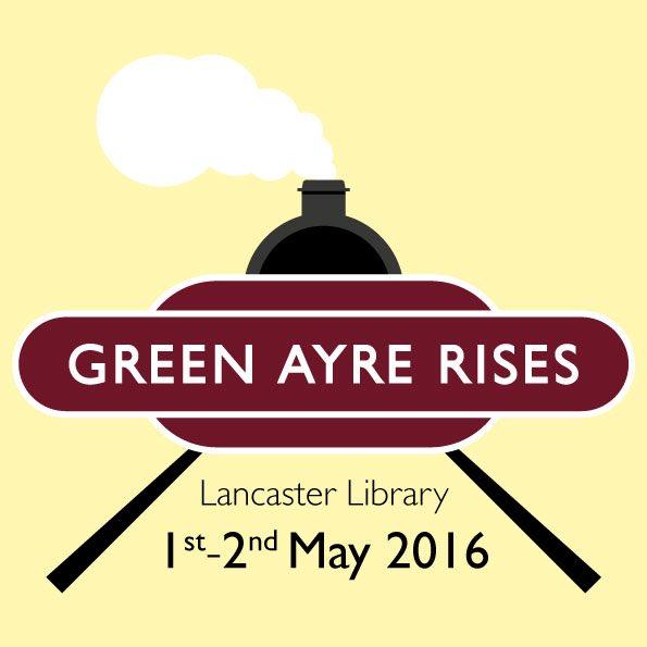 Green Ayre Rises logo