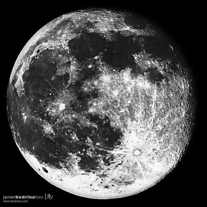 Alunizaciones de Moon Naciente. Foto de Javier Bedrina