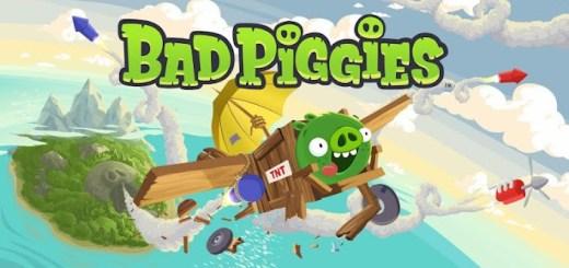 rovio 新遊戲 [ Bad Piggies ] 主角換豬頭來當