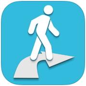 towalk 行人導航王 走路用的街景導航app
