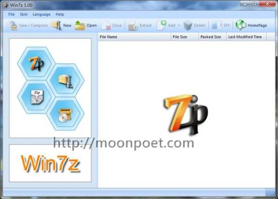 7z解壓縮軟體下載 Win7z