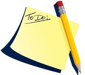 My Long To-Do List
