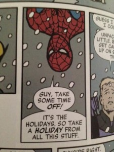Holiday: Super Short Story #334