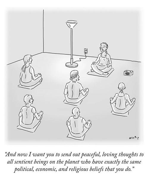 Improper Metta Meditation