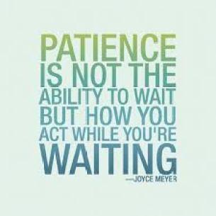 Impatience: Sam & Sara #450