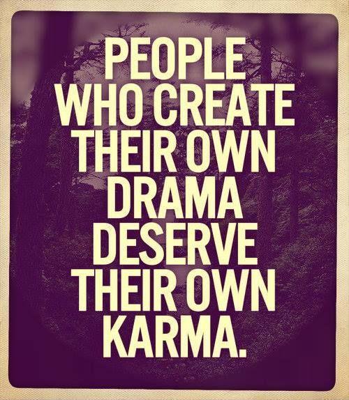 Karma: Super Short Story #664