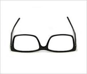 Glasses: Super Short Story: #658
