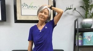 Stretch Away Your Stress - Moon Physical Therapy - Featured Image