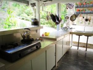 Main Lodge: Kitchen