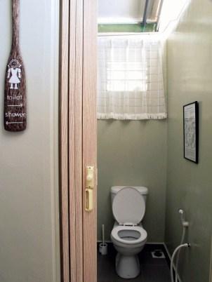 Main Lodge: Toilets