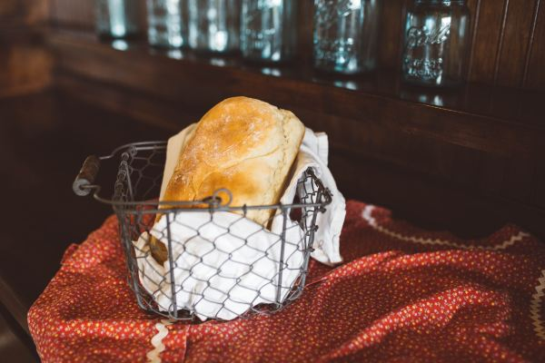 Moonshine in a Teacup  Bread